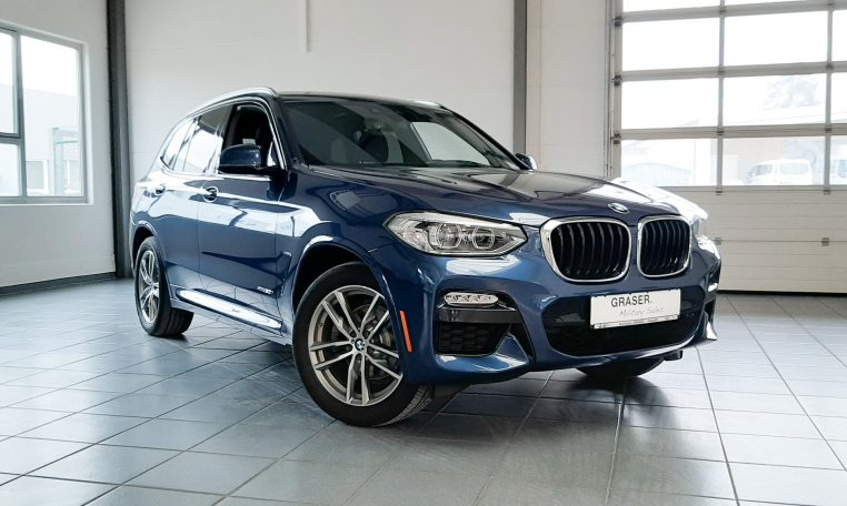 BMW X3 30i for sale at Graser Military Sales