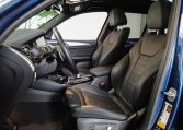 memory leather seats with lumbar support
