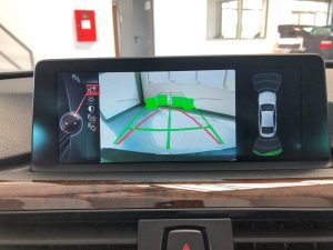 Rearview Camera with PDC